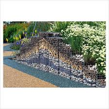 Small Picture gabion privacy walls Garden Plant Picture Library Pyramid