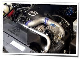 2001-2002 GM Vortec 6.0L V8 Truck / SUV Supercharging Systems ...