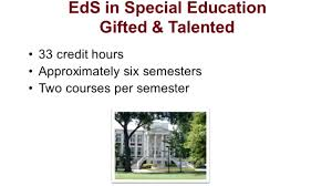 ua s special education gifted and talented programs