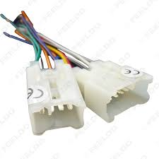 compare prices on toyota stereo wiring harness online shopping Universal Stereo Wiring Harness car oem audio stereo wiring harness adapter for toyota scion install aftermarket cd dvd universal stereo wiring harness