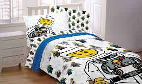 lego bed sheet set classic mini figures bedding accessories com