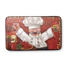 Cushioned Kitchen Floor Mats Fat Chef Kitchen Decorative South Africa Roselawnlutheran
