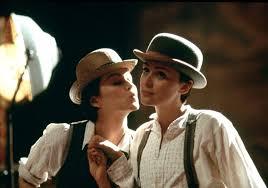 Tipping the velvet lesbian sisters