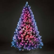 christmas tree lighting ideas. Led Christmas Trees Happy Holidays Tree Xmas Decorating Ideas Contemporary Home Design Furniture Interior Pictures Of Decoration Styles Photos Room Lighting I
