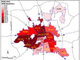 City Of Houston Population Maps Data Links West Houston