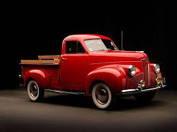 Studebaker Pickup M5 1948, this is totally me...My grandfather sold ...