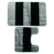gray bathroom rug grey bathroom rug sets black bathroom rug set idea black bathroom rugs or