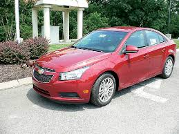 TestDrive: <b>Hot</b>-<b>selling</b> Chevy Cruze ECO boasts turbo power ...