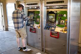 Transit Vending Machines Beauteous Leaders Shake Hands Fund Fair Fares For Working Poor The