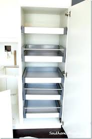 Pantry Pull Out Shelves Ikea Pull Out Drawers Pour Manger Kitchen Pantry  Search Sliding Pull Out Shelves