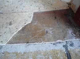 broken floor tiles in basement and sunroom sunroom 1 jpg