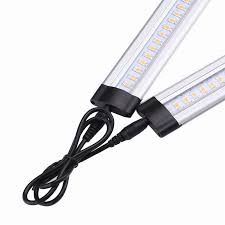 Kitchen Light Cover Dmxy Led Bar Light Seamless Connecting Rigid Led Strip Smd2835 Led