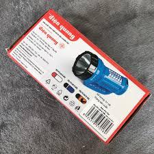 Đèn Pin LED Điện Quang PFL08 R ( Pin Sạc sáng 4h liên tục), Giá tháng 1/2021