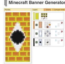 bill cypher minecraft banner design