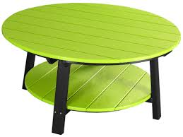 Green Coffee Tables Side Tables Amish Merchant