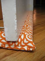 20 diy door draft stoppers that keep your home insulated thegoodstuff