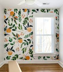 Install A Removable Wallpaper Mural ...