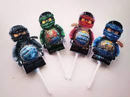 Ninjago Lollipop Holder, Boy gift, Children's holiday, pattern, DIY  template printable, Party Favors   Lego ninjago birthday, Ninjago birthday, Ninjago  party
