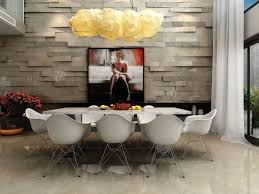 dining room feature wall ideas dtavares