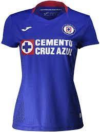 Buy Cruz Azul Home Women's Jersey 20-21 ...