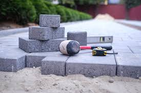 choosing between thick or thin pavers