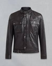 gangster 2 0 leather jacket