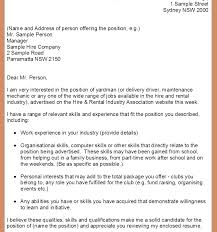 Assistant Superintendent Cover Letter Golf Course Superintendent