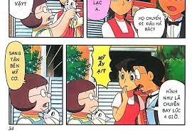 Doremon truyện dài màu - Đêm trước đám cưới Nobita