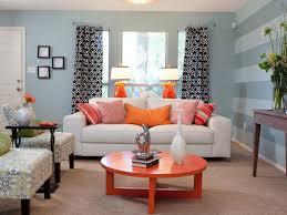 Stylish Living Room Light Blue Walls Living Room Design