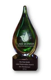 GENE DEPREZ TO BE PRESENTED THE FRAN SMITH AWARD IN NOVEMBER | Lake Mohawk  Preservation Foundation