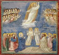 Image result for the ascension of jesus