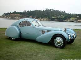 Well, it`s a common assumption that jean bugatti chose this name to honor his adored sculptor and pilot jean mermoz. Bugatti Type 57sc Atlantic