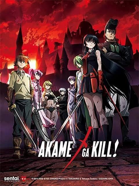 Akame Ga Kill Season 1 | Dual Audio | English Subtitles | Download