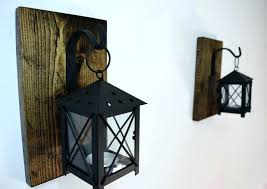 hobby lobby wall sconces rustic candle lantern decor by for candles sconce indoor design unthinkable decorating with candle