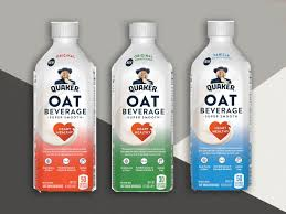 quaker oats will launch new bottled oat milk nationwide in early 2019 cooking light