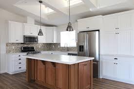 Manufactured Home California Silvercrest Bradford BD - California kitchen