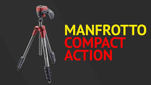 <b>Manfrotto</b> MKCOMPACTACN-RD: обзор <b>штатива</b>. - YouTube