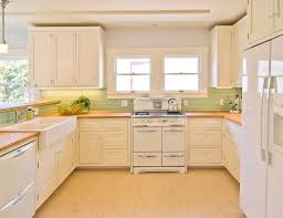 Light Colored Kitchens Light Brown Maple Wood Cabinet Backsplash Ideas For White Cabinets