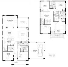 Small 5 Bedroom House Plans Five Bedroom House Plans Perth Arts