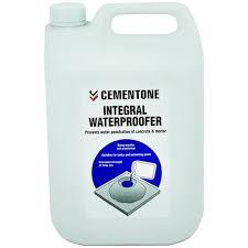 Bostik Cementone Integral Waterproofer 2 5 Liters