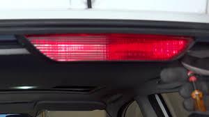 Third Brake Light Repair How To Replace The Third Brake Light On A 2004 Toyota Matrix