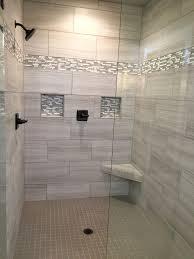 Creative Walk In Shower Tile Designs Best 25 Ideas On Pinterest Bathroom