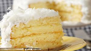 Coconut Cake Recipe Demonstration Joyofbakingcom Youtube