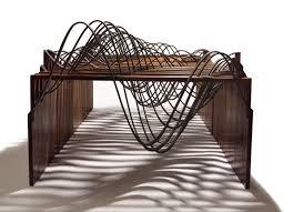 Adrien Segal Tidal Datum Is A Time Series Data Sculpture