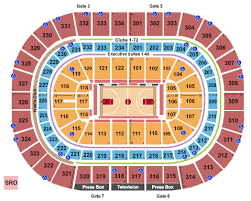 Pelicans Seating Chart 2 Tickets New Orleans Pelicans Chicago Bulls 2 6 20 United Center Chicago Il