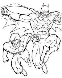 nightwing coloring pages at getcolorings free printable rh getcolorings batman and superman coloring pages