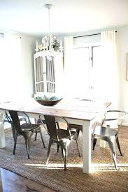 round rug for dining room custom dining room area rug laundry room seagrass rug under dining