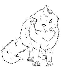 Free Baby Fox Coloring Pages Fox Head Coloring Page Animal Jam