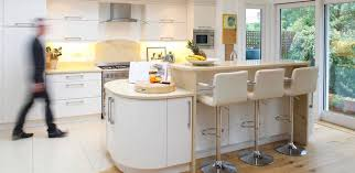 Cream Gloss Kitchen Nolan Kitchens Cream High Gloss Kitchen
