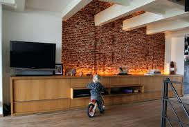 how to decorate a brick wall decorating ideas brick fireplace